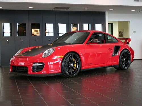 Hideously-optioned Porsche 911 GT2 RS for sale