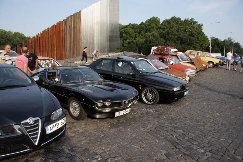 Jalopnik's First European Car Meetup Was Awesome Thanks To You