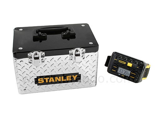 Stanley/Brando Watch Has a Built in LED Flashlight