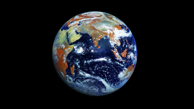 This Is the Definitive Photograph of Planet Earth