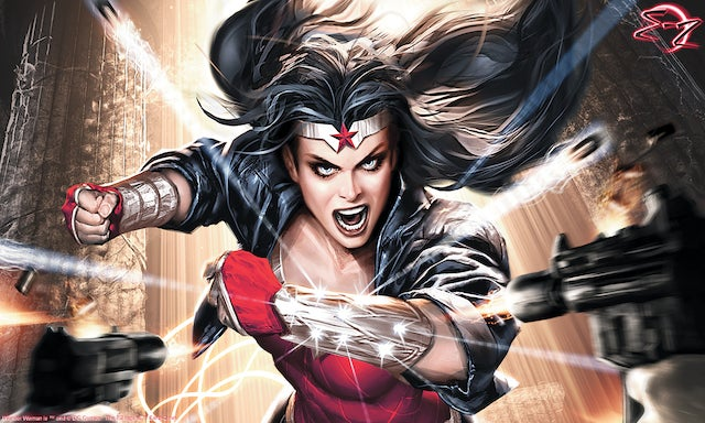 The rumor about Wonder Woman's movie debut will make your head explode