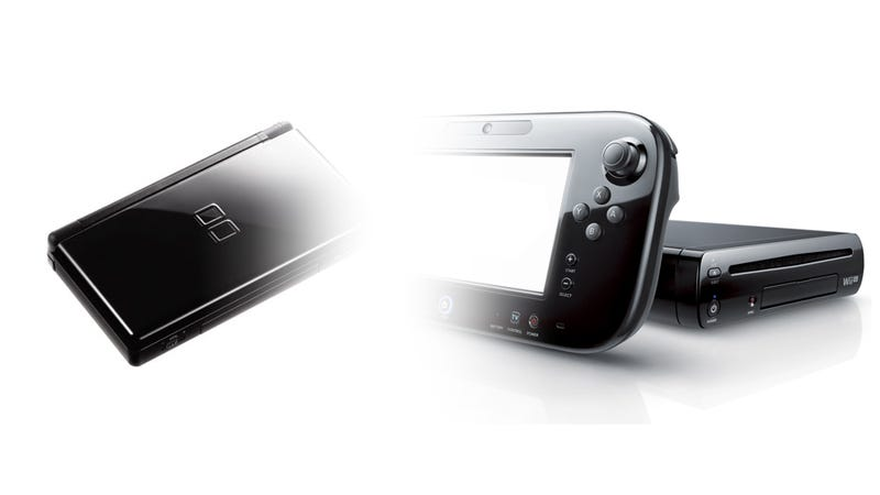 The Wii U Isn't Just A Large Scale DS In Function, It's One In Spirit As Well