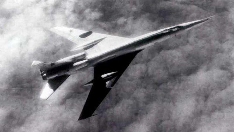 The USSR's First Supersonic Bomber Failed Harder than Soviet Communism
