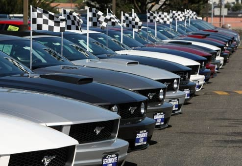 Seven Ways The Financial Crisis Will Affect Car Buyers