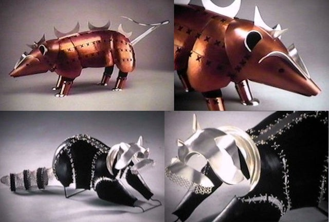 Magnificent Animal Armor for Your Favorite Beast