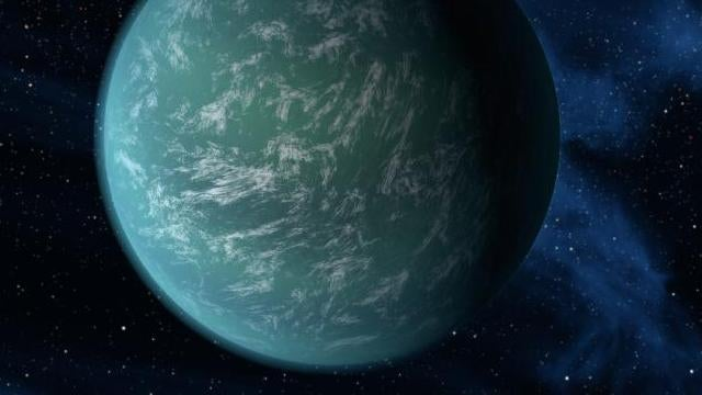 Let's All Move to 'Earth Twin' Kepler 22-b