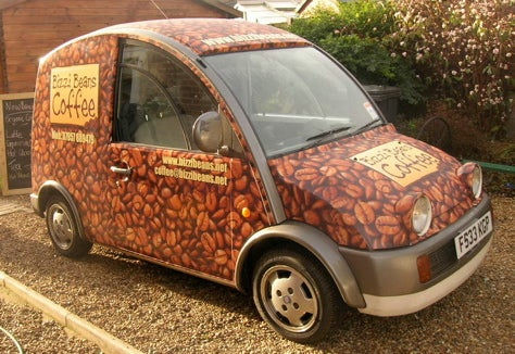 Let Them Eat Snails: Nissan S-Cargo!