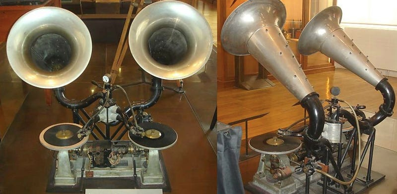 The world's first DJ booth was majestically ridiculous