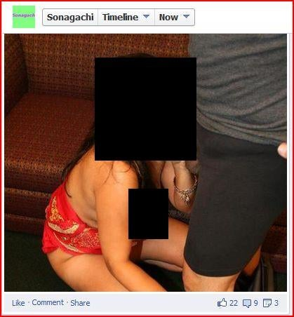 NSFW: Facebook Says That Page Trafficking Women Doesn't Violate TOS (Updated)