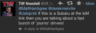Are These Journalists Thrashing Six New Subaru BRZs?