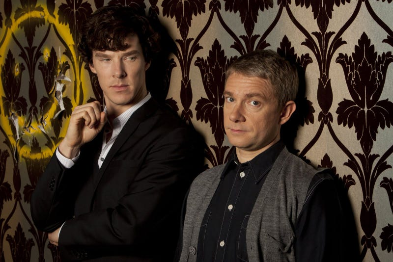 "Sherlock 2x02, ""The Hounds of Baskerville"" Picture"