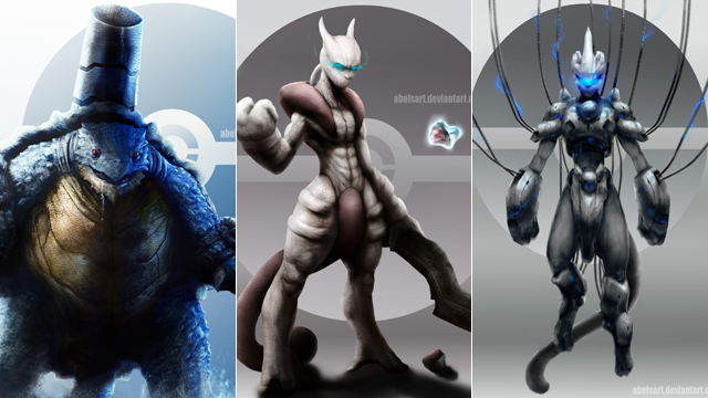 What Pokémon In a Darker Future Would Look Like