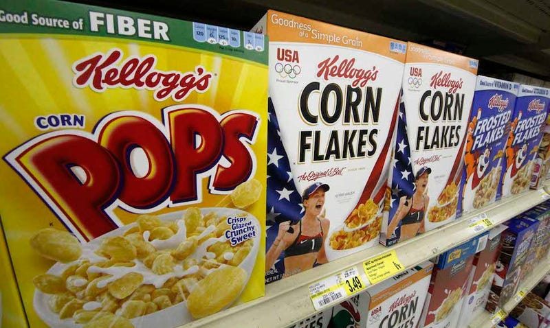 Report: Fortified Cereal Is Bad for Your Kids