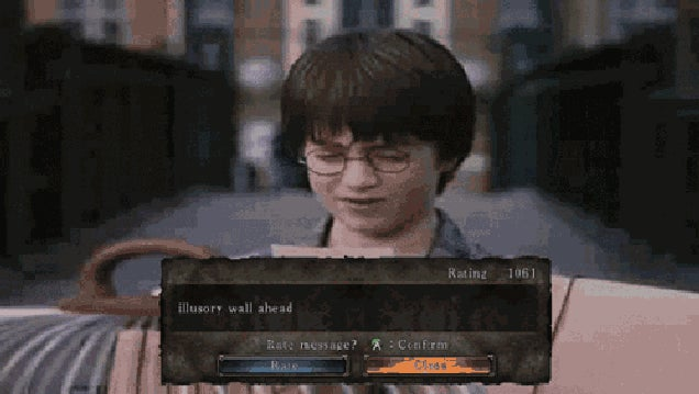 Welcome to Dark Souls, Harry Potter