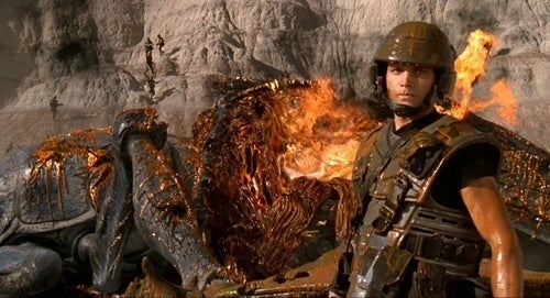 Where's My Goddamn...Starship Troopers TV Show?