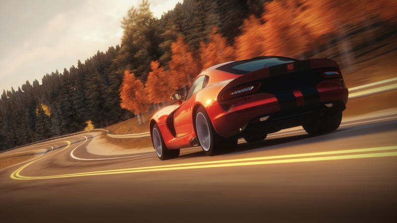 Forza Horizon Lets You Drift Like A Mad Man Around Colorado