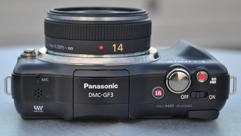 Panasonic Lumix GF3 Gallery