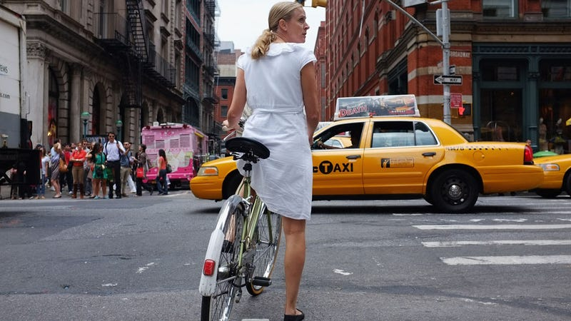 Biking to Work Is Ruining Your Lungs