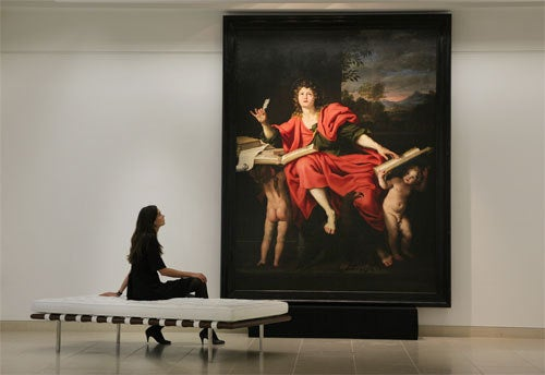 Saint John, The Divine