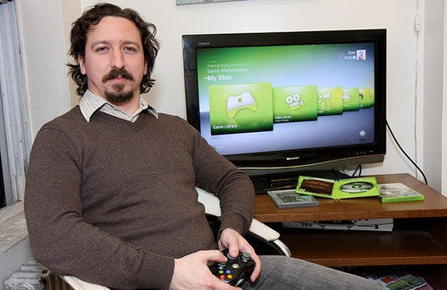 A Weekend Getaway For a Man And his Xbox