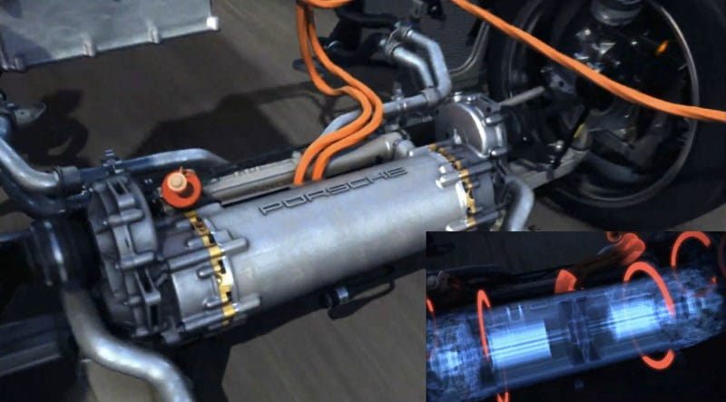 How Porsche Created A Real-Life Electric Turbo Boost
