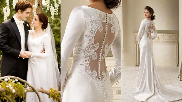 Twihards Supposedly Faking Engagements To Try On Bella's Wedding Dress