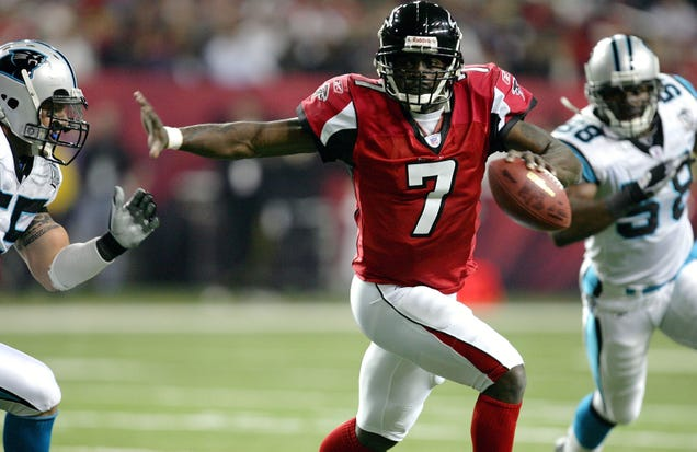How Michael Vick Shaped The Modern NFL