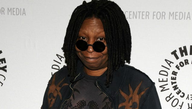 Whoopi Goldberg Defends Stephen A. Smith's Domestic Abuse Comments