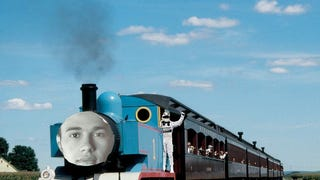 Meet Lewis the train