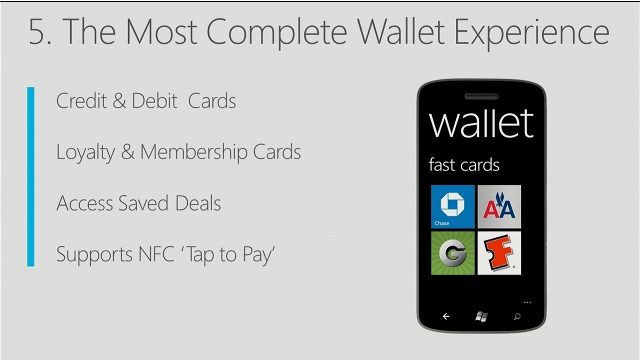 Windows Phone 8 Might Finally Make NFC Payments Popular
