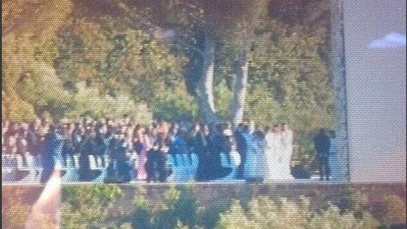 A Kimye Ceremony Photo Emerges! Plus Photos From Last Night/Today