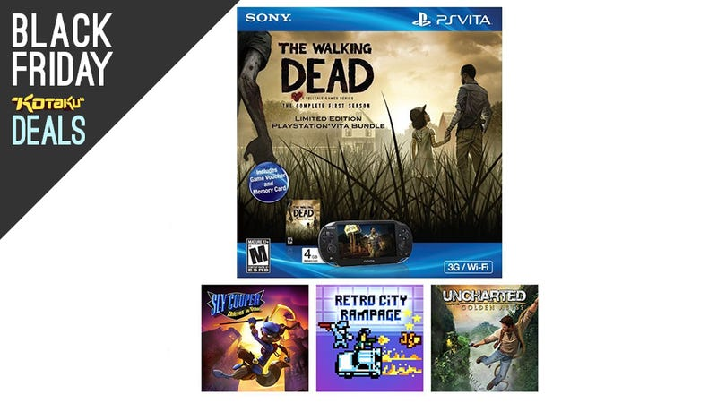 Playstation Vita For $150 [Updated]