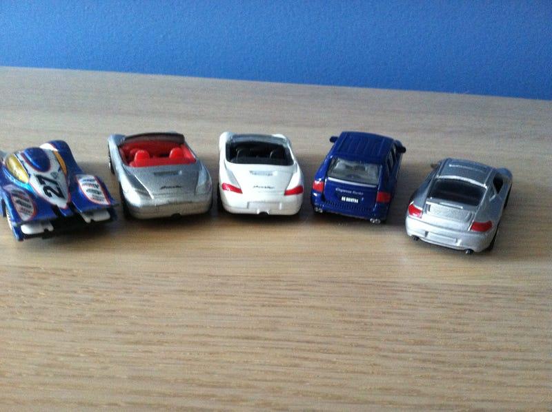 Hot Wheels/Matchbox Zee Germans!