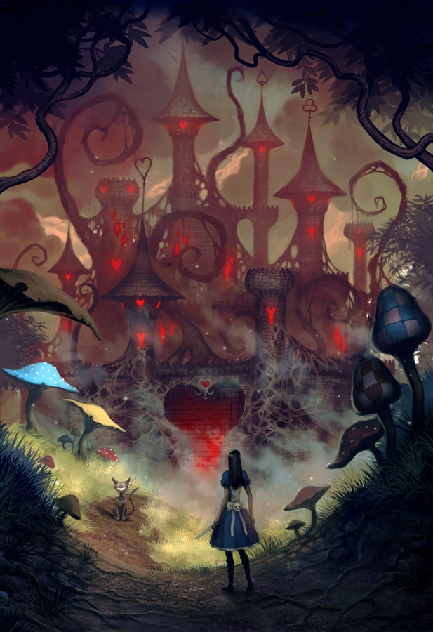 The Sweet, Yet Slightly Creepy Art of Alice: Madness Returns
