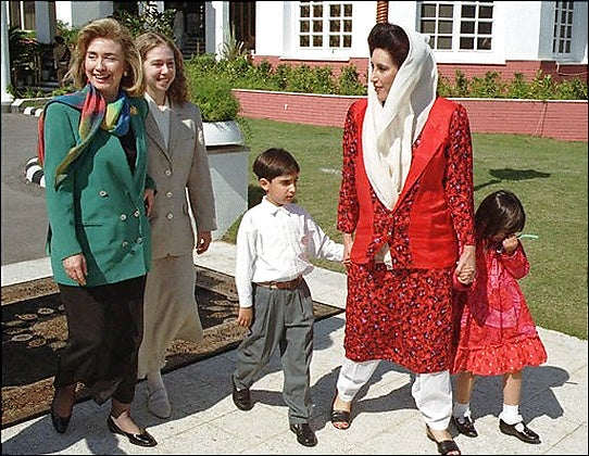 "Benazir Bhutto: Beloved, But Sort Of In That ""Marion Barry"" Type Way"
