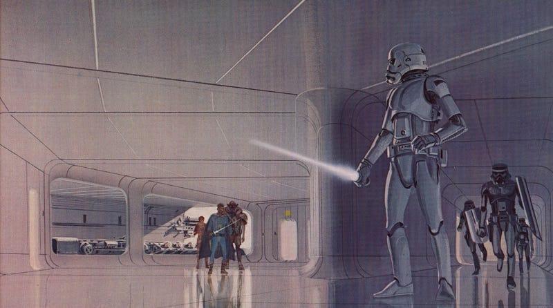 Original Trilogy concept art