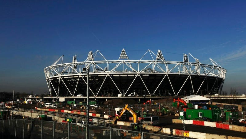 London's Olympic Stadium Finally Finds A Tenant