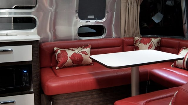 AirStream's Latest Caravan Is $85,000 Worth of Retro-Futurism