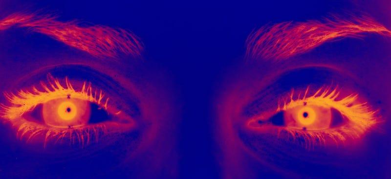 New Sensor Could Make Night Vision Contact Lenses A Reality