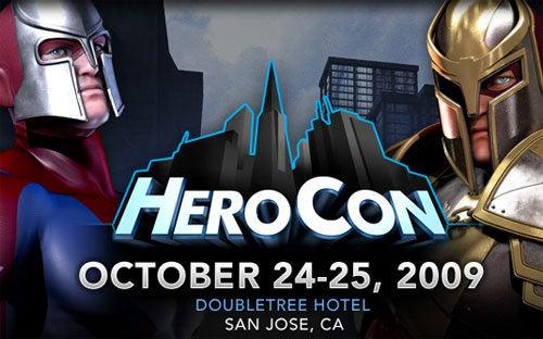 Hero-Con Attendees Go Rogue Earlier