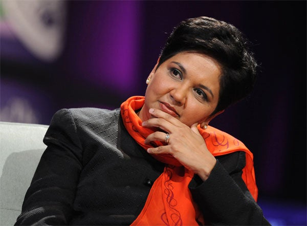 Women's Conference 2008: Indra Nooyi