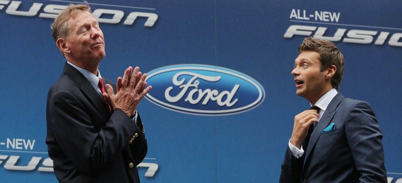 Alan Mulally, And His Brutal Honesty, Saved Ford