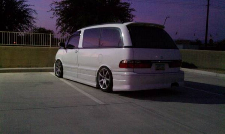 Could This Dropped Toyota Previa S/C Go For $7,000?