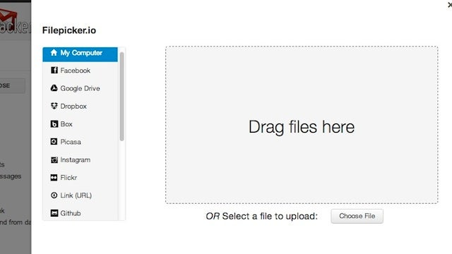 Cloudy Makes Attaching Files from the Cloud Into Gmail Simple