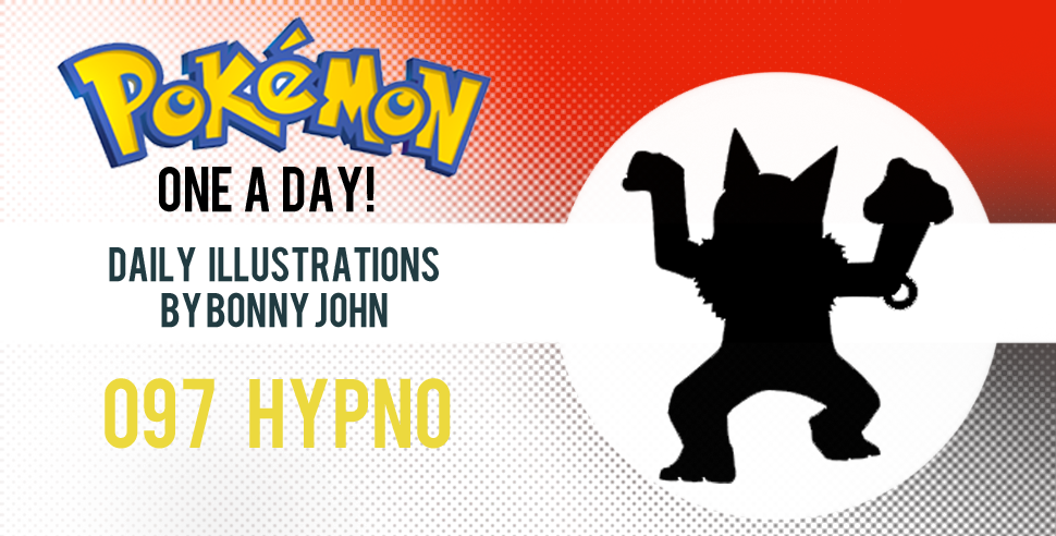 All Glory to the Hypno! Pokemon One a Day!