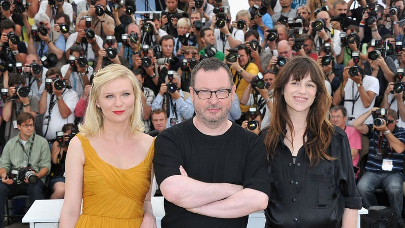 Lars von Trier to Jews: Sorry for Pretending to Be a Nazi