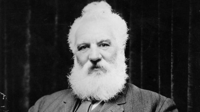 Listen to the only known recording of Alexander Graham Bell's voice
