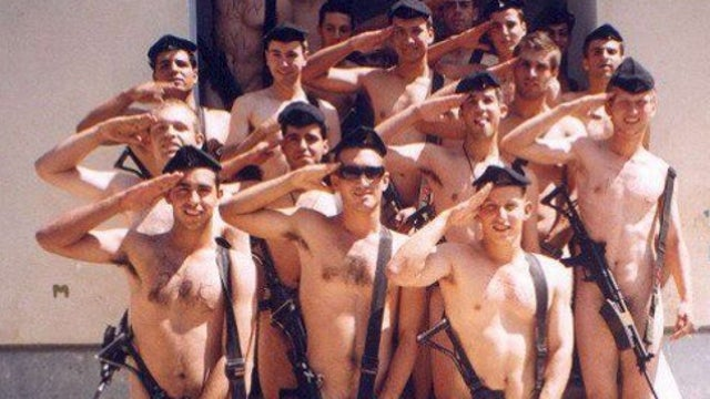 Facebook Users Post 'Naked Salute' Photos in Support of Playboy Prince