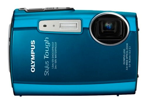 Rugged Olympus Stylus Tough 3000 Camera Adds 720p Recording and Dog Tracking