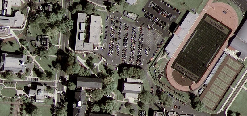 Google GeoEye-1 Satellite Takes First Pic (Is that Your House?)